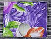 Двуспальное постельное бельё с орхидеями, фото 2