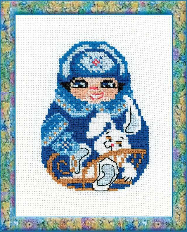 Набор для вышивания Риолис Вася (1183)