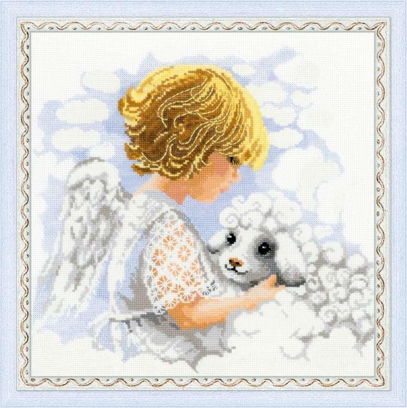 Набор для вышивания Риолис День ангела (1360)