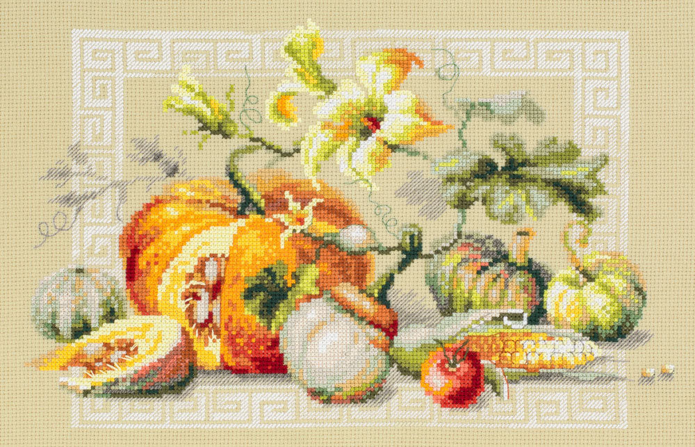 Набор для вышивания Чудесная игла Праздник урожая (120-111)