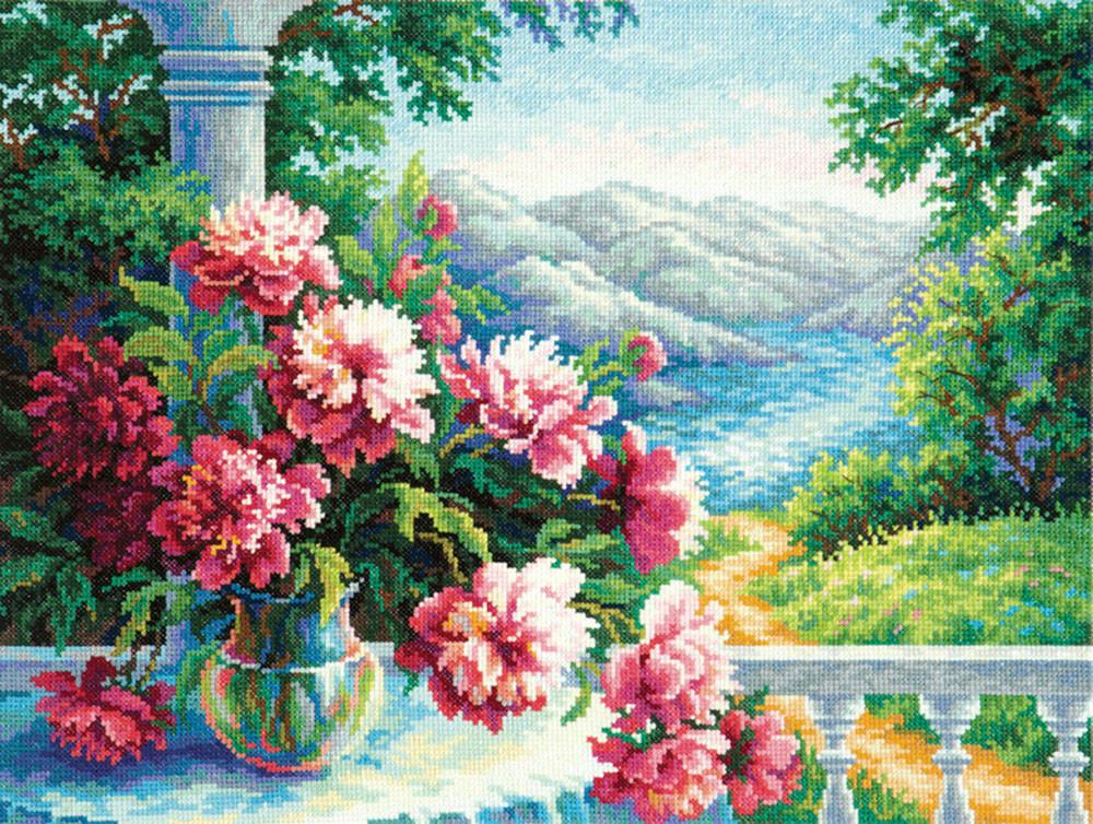 Набір для вишивання Чудова голка П'янкий аромат (44-18)