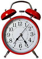 Ретро будильник quartz 8820 Красный