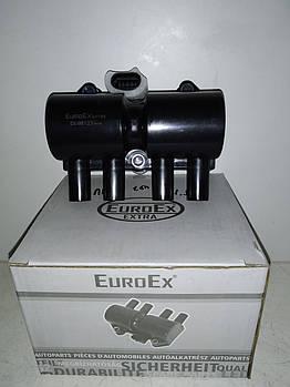 Модуль запалювання (котушка запалювання) Деу Ланос/Lanos 1,5 л,1,6 л EuroEx
