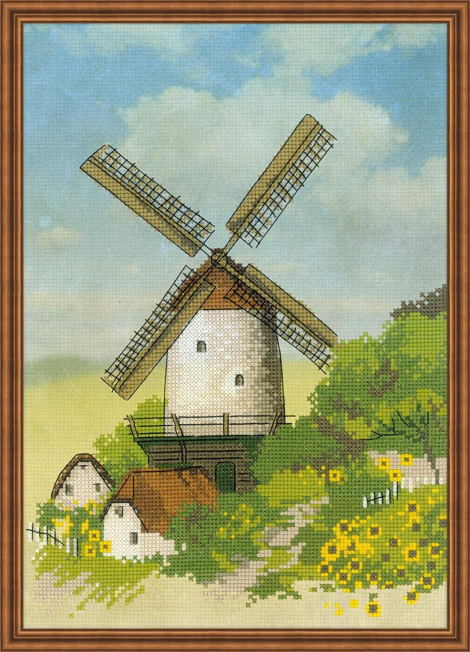 Набір для вишивання Ріоліс Млин (РТ-0045)