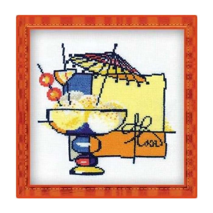 Набор для вышивания Риолис Мороженое (0975)