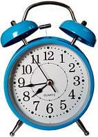 Ретро будильник quartz 8820 Голубой