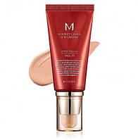 Тональный крем Missha M Perfect Cover BB Cream SPF42/PA+++ Light Beige
