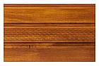 Соффит перфорированный золотой дуб ASKO NEO для подшивки кровли сайдингом, фото 2