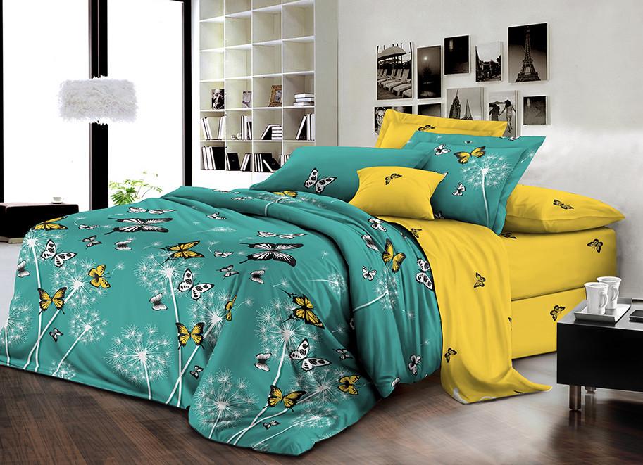 Семейный комплект постельного белья «Феерия» из ранфорса