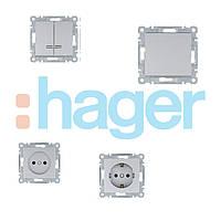 Lumina (серебристый) Hager