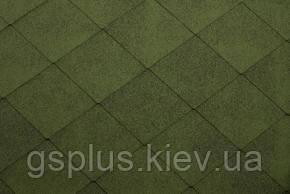 Бітумна черепиця Katepal foxy зелений