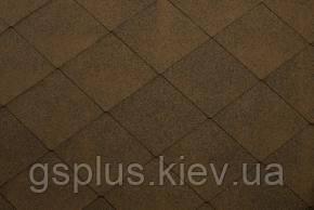 Битумная черепица Katepal Foxy коричневый, фото 2