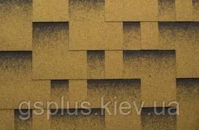 Битумная черепица Katepal Super Rocky Золотой Песок, фото 2