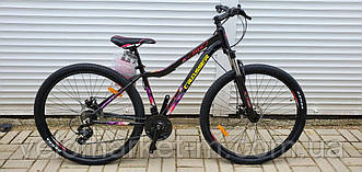 "Велосипед 29"" Crosser Angel 16.5"" чорний"