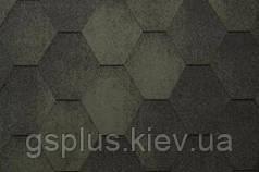 Битумная черепица Katepal Katrilli Зелень моховая