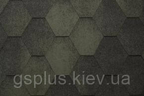 Битумная черепица Katepal Katrilli Зелень моховая, фото 2