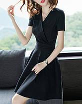 Стильне молодіжне жіноче плаття, фото 3