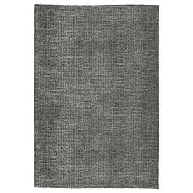 IKEA LANGSTED Килимок, короткий ворс, світло-сірий (904.459.31)