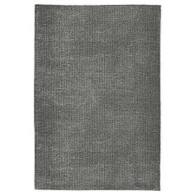 IKEA LANGSTED  Коврик, короткий ворс, светло-серый (904.459.31)