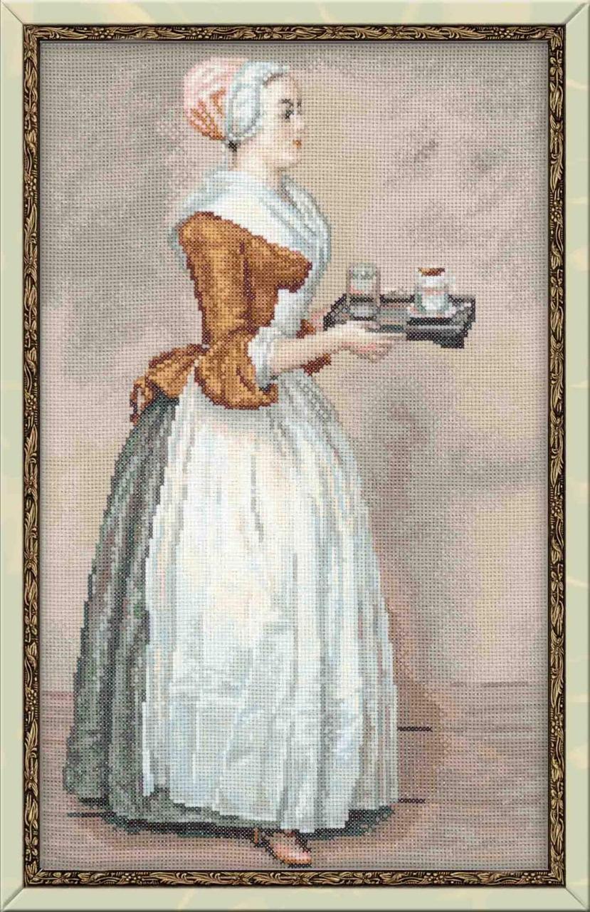 Набір для вишивання Ріоліс Шоколадниця (v100\023)