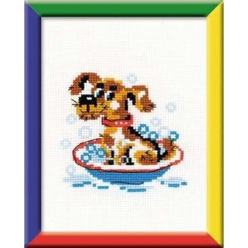 Набор для вышивания Риолис Я люблю купаться (НВ-076)