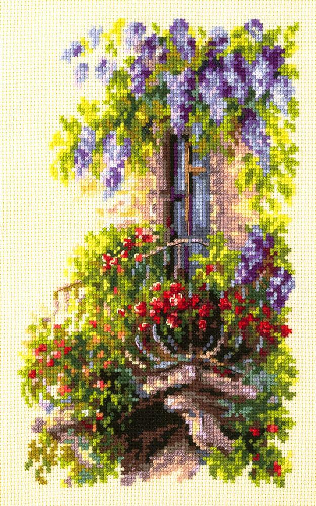 Набор для вышивания Чудесная игла Балкон возлюбленной (74-05)