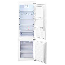 IKEA TINAD Холодильник / морозильна камера, ІКЕА 550 вбудовуваний (604.999.54)