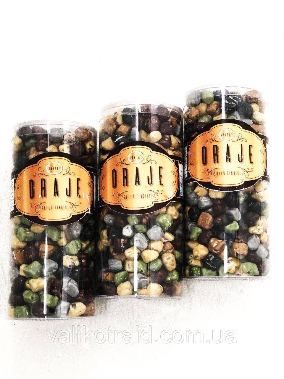 Турецький шоколад морські камінці Шоколадне драже 300 гр, , турецькі солодощі