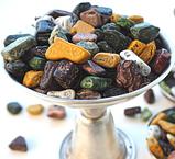 Турецький шоколад морські камінці Шоколадне драже 300 гр, , турецькі солодощі, фото 4