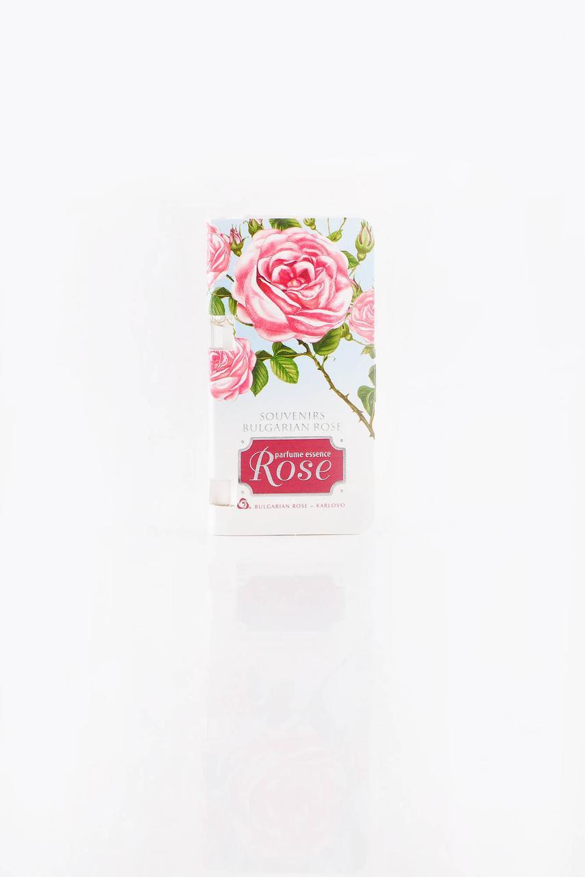 BULGARIAN ROSE Rose Original SOUVENIRS ROSE PARFUME ESSENCE Парфуми (Пробник)