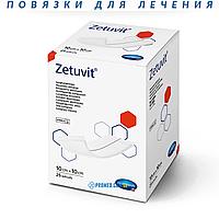 Zetuvit повязка сорбционная (Цетувит) 10х10см, 1шт