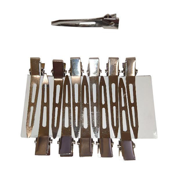 Yongba. Зажимы для волос металлические, 5,5 сантиметров.
