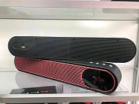 Портативная Bluetooth колонка Mini Soundbar N213 красная автономная переносная Колонки на телефон