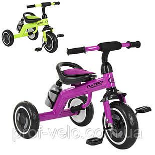 Детский велосипед трехколесный M 3648-M-2