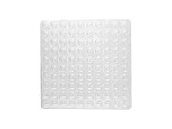 Демпфер (отбойник) силиконовый самоклеющийся GIFF прозрачный (упаковка 100 шт)