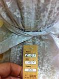 Косынка белая из батиста с козырьком  для девочек, фото 4