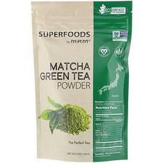 Натуральний порошок зеленого чаю Matcha Матчу (170 г) MRM,