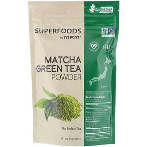 Натуральний порошок зеленого чаю Matcha Матчу (170 г) MRM,, фото 2