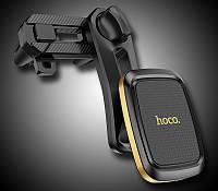 Автодержатель для телефона на панель Hoco CA57. Авто держатель для смартфона в автомобиль и машину