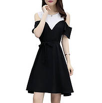 Стильне молодежнное сукню оригінального дизайну, фото 2