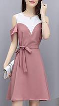 Стильне молодежнное сукню оригінального дизайну, фото 3