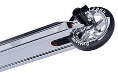 Трюковый самокат Chilli Maraton, HIC, 2 пеги, колеса 120 мм, фото 2