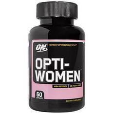 Витамины для женщин 60 капсул Opti-Women, Optimum Nutrition