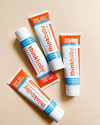 Сонцезахисний крем для дітей від 6 місяців SPF 50+ (89 мл) Think, Thinkbaby