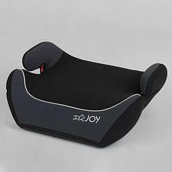 Бустер автомобільний 43616 JOY (4) група 2/3, вага дитини 15-36 кг