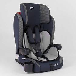 Дитяче автокрісло JOY 24812 (1) система ISOFIX, універсальне, група 1/2/3, вага дитини від 9-36 кг