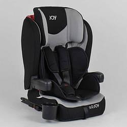 Дитяче автокрісло JOY 38148 (1) система ISOFIX, універсальне, група 1/2/3, вага дитини від 9-36 кг
