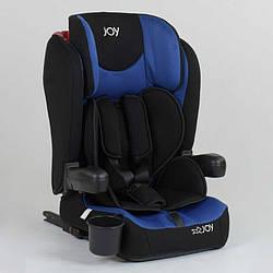 Дитяче автокрісло JOY 43098 (1) система ISOFIX, універсальне, група 1/2/3, вага дитини від 9-36 кг