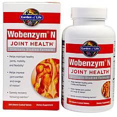 Здоровье суставов, 200 таблеток, покрытых кишечнорастворимой оболочкой, Wobenzym N