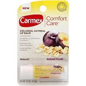 Бальзам для губ, сахарная слива (4,25 г) Carmex